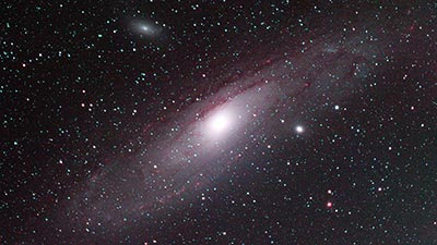 M31, Andromeda Galaxy, Tom Elphick